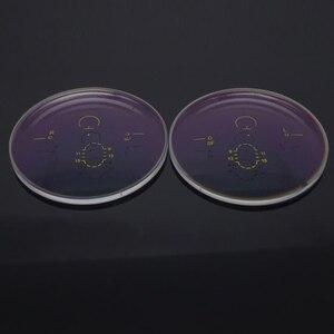 Image 3 - Линзы ENGEYA 1,56 Index для салона, прогрессивные линзы свободной формы, многослойные асферические линзы, линзы по рецепту из смолы с зеленым покрытием