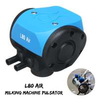 New L80 Air Cow Milking Machine MIlking Pulsator Adaptor Milker for Milking Pulsator Milking Machine Accessories for Goat Sheep