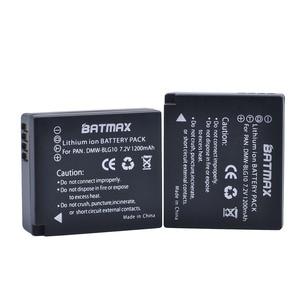 Image 3 - 2X DMW BLG10 BLG10 DMW BLG10E BPDC15 Battery + LCD Charger for Panasonic Lumix GF6,GX7,GX80,GX85,GX7 Mark II,LX100,D Lux