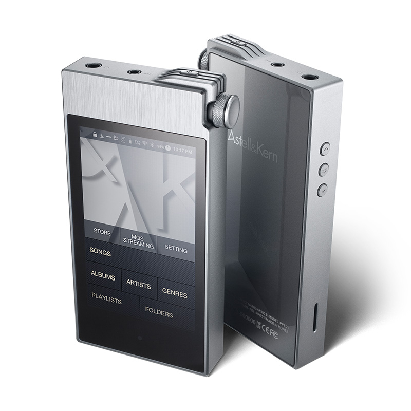 Original IRIVER Astell&Kern AK100II 64g hifi player  Portable High Fidelity Lossless music MP3 Plus send original leather case-in HiFi Players from Consumer Electronics    1