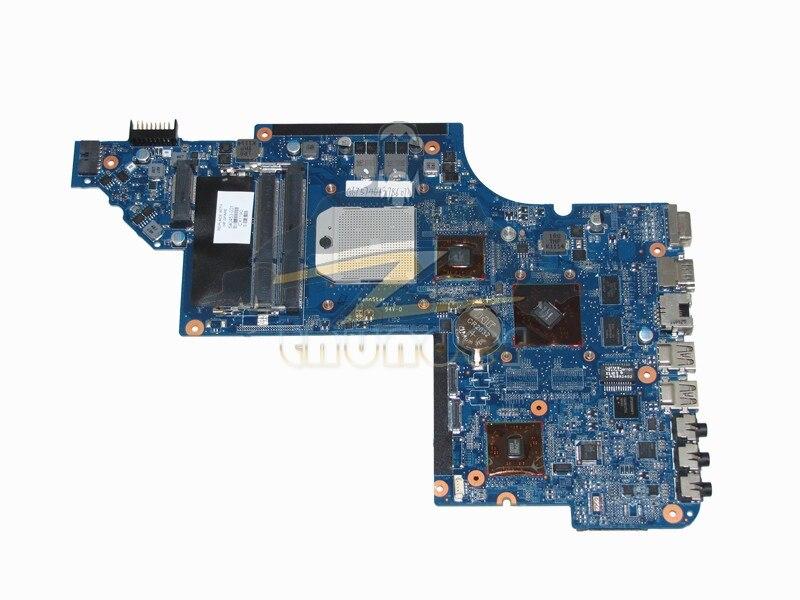 640453-001 for HP Pavilion DV6 DV6-6000 laptop motherboard socket s1 HD6470 DDR3 new bottom base cover for hp pavilion dv6 dv6 6000 677174 001 640419 001 black