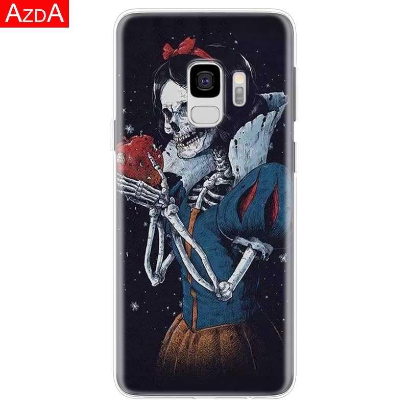 Do Samsung Galaxy S8 S9 S10 Plus S10e S3 S4 S5 Mini S6 S7 krawędzi wielki rdzeń Prime Neo Plus Xcover 4 etui z tpu do Samsung S9 przypadku