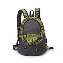 Premium Durable New Comfortable Dog Cat Bag Pet Carrier Outdoor Breathable Camouflage Backpack