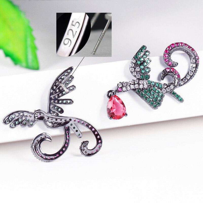 Phoenix Stud Earrings5