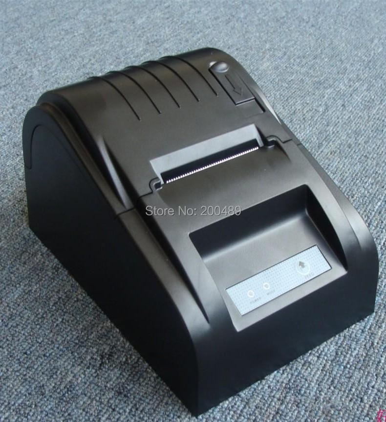 POS Printer Thermal-Printer-Optional Receipt Serial-Port Mini Parallel 58mm USB High-Speed