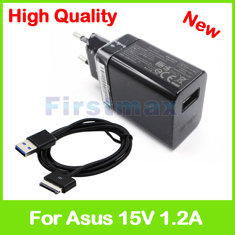 15V 1.2A 5V 2A ADP-18BW A tablet pc USB wall charger for Asus Eee Pad Transformer TF101 TF101G TF300 TF301 TF201 TF201G EU Plug usb 2 0 otg adapter for asus eee pad transformer tf101 tf201 white