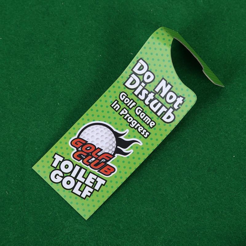 Aliexpress Potty Putter Toilet Golf Mini Set Putting Green With Bidet Function Bathroom