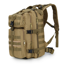 3P Men Women Outdoor Military Army Tactical Backpack Trekking Sport Travel Rucksacks Camping Hiking Trekking Camouflage Bag