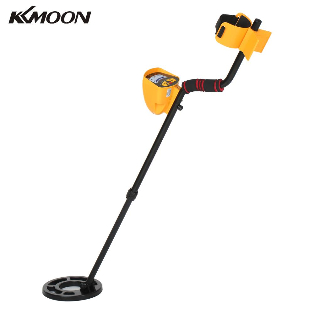KKmoon High Sensitivity Underground Metal Detector search Gold Digger Treasure Tracker Seeker Finder Scanner with LCD
