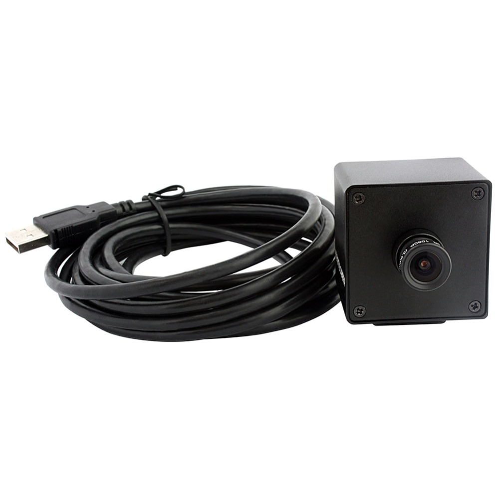 No distortion 8.0megapixel 3264X2448 HD camera usb Security Protection camera SONY IMX179 CMOS micro mini box camera module