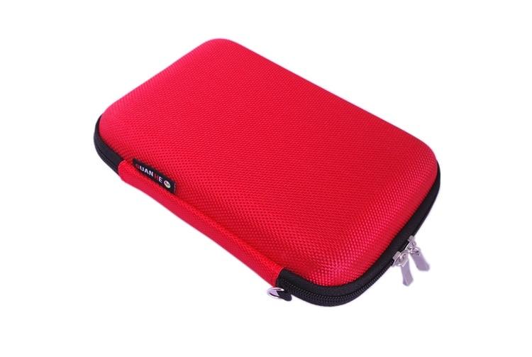 GUANHE Zipper Case պայուսակի համար 2.5 «Կոշտ - Արտաքին պահեստավորման սարքեր - Լուսանկար 5