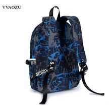 One Piece Monkey D Luffy Luminous Backpack