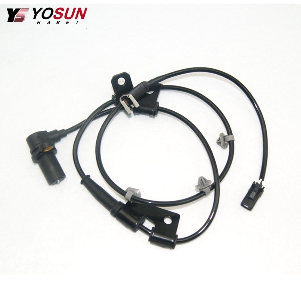 ABS Wheel Speed Sensor For Hyundai Elantra Front L 95670-2D050 ALS590 NEW