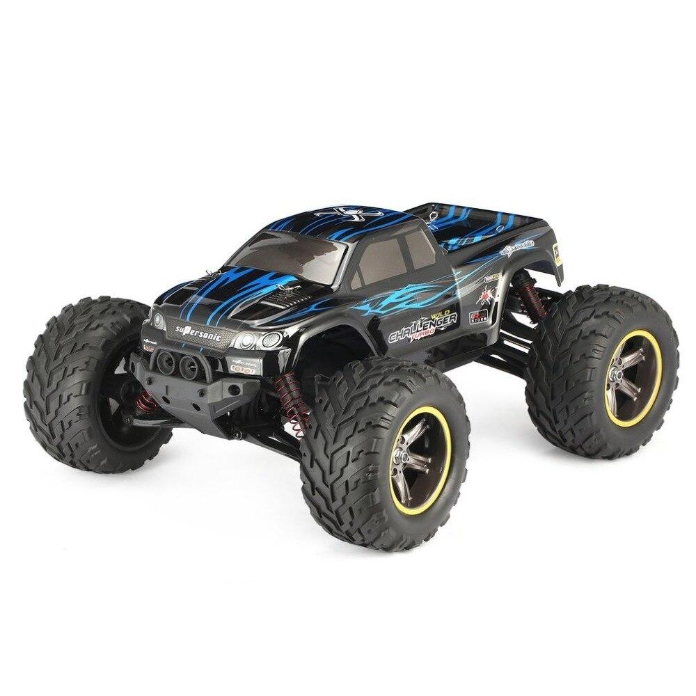 GPTOYS Foxx S911 2.4GHz 1/12 échelle RC voiture 2WD 40 km/h grande vitesse grandes roues tout-terrain camion Super puissance voiture électrique