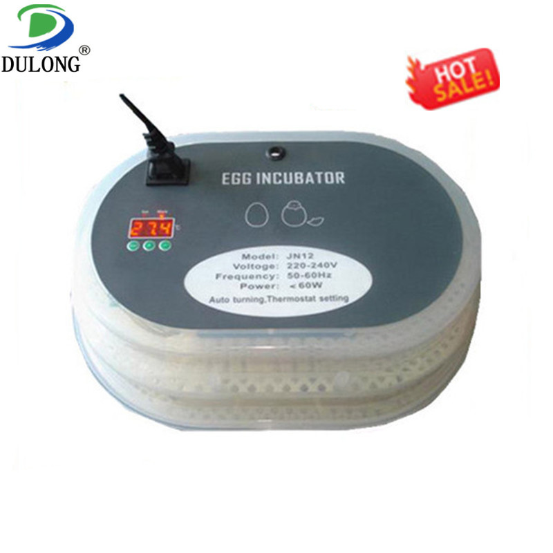 New Year  big promotion egg incubator/cheap egg incubator for sale/mini automatic egg incubator free shipping big promotion 100