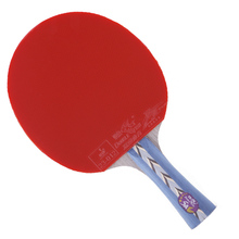 Double fish advance 5A-C table tennis finished rackets paddle 5 Ply pure wood racquet fast attack with loop ITTF approved rubber original joola rhyzm p table tennis rubber table tennis rackets racquet sports