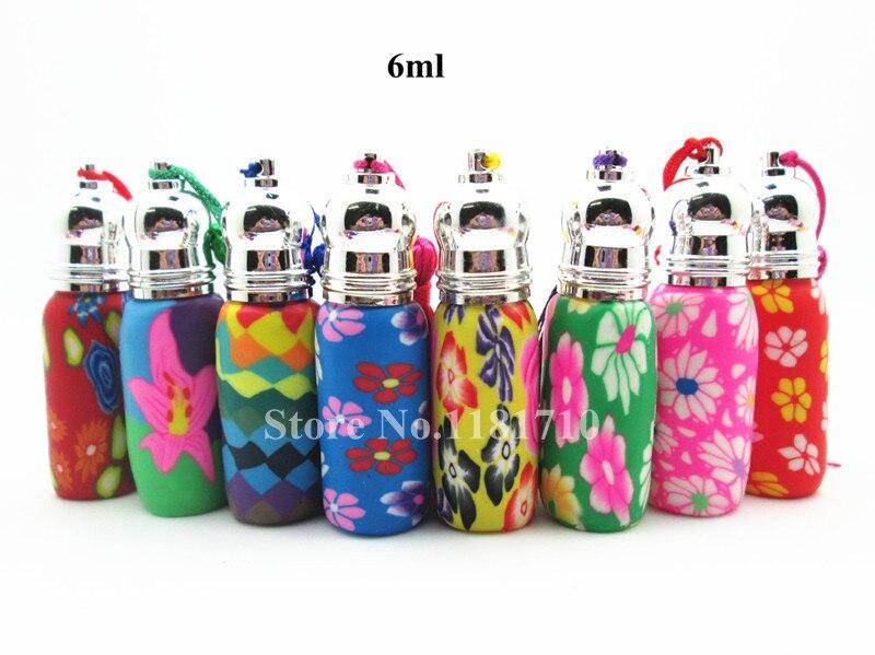 Free shipping 30pcs/lot 6ml roll on perfumes
