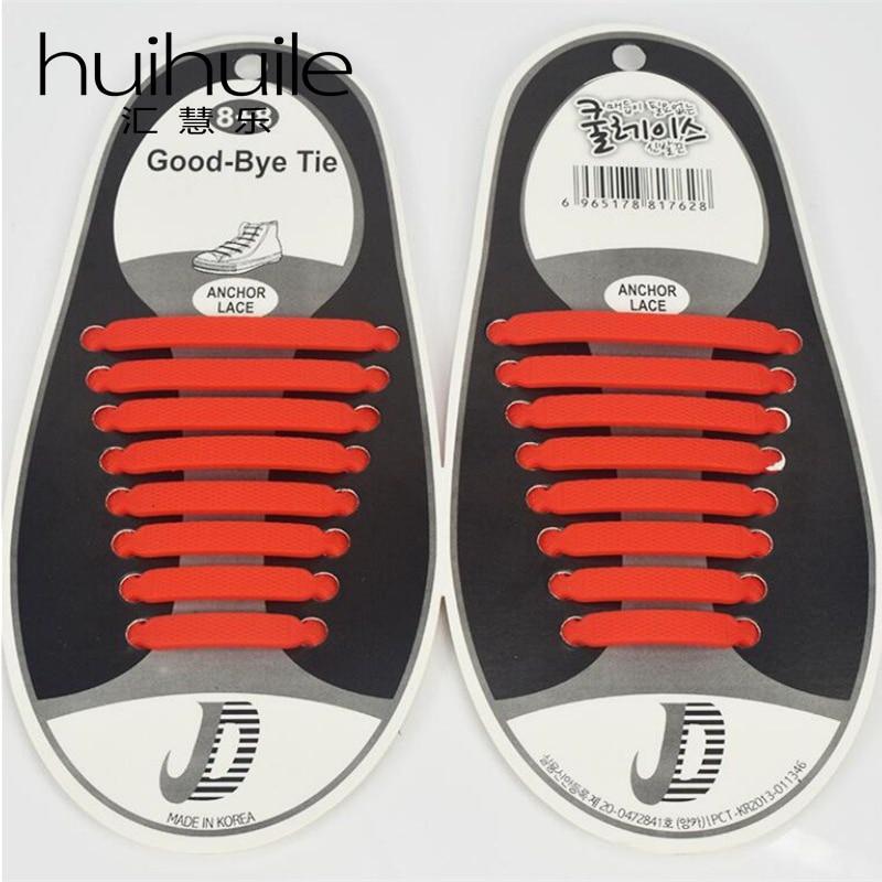 Безкоштовна доставка Elastic Shoelaces - Аксесуари для взуття