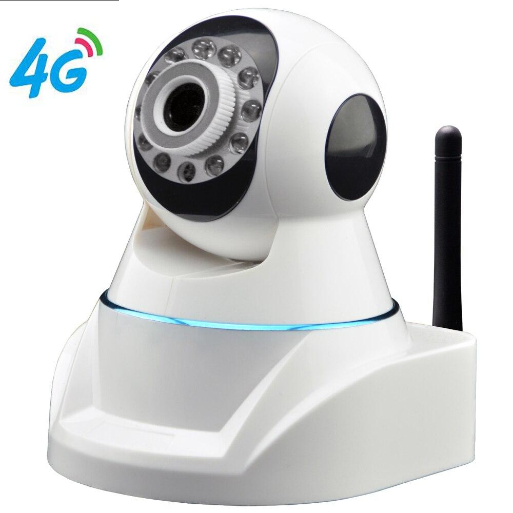 Neueste Version Von 4g Mobile Ptz Ip Kamera Mit Hd 720 P Video Übertragung über 4g Fdd Lte & Cloud Server Für Remote Aufnahme