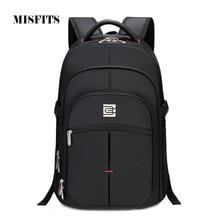 Business Men Backpack Bag 14 Inch 15.6 Inch Laptop Bag Men's Travel Bags Male Bag Backpack for Teenagers