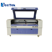 Cheap co2 acrylic laser engraving cutting machine , glass tube for fabric,mdf,leather