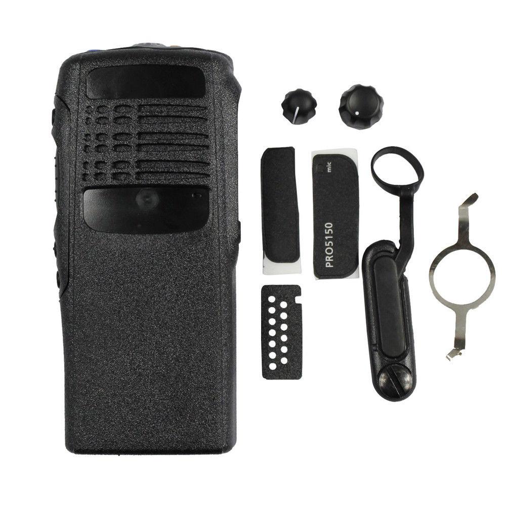 Housing Case Cover Replacement For Motorola PRO5150 Two Way Radio Walkie <font><b>Talkie</b></font>