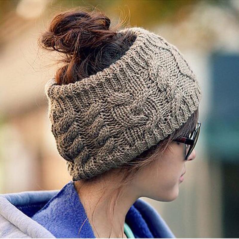 2019 nya mössor för kvinnor Skullies Herrvinter Varm hattar Mode - Kläder tillbehör
