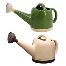 Garden Watering Can PP Vegetable Flower Plant Pot Fast Injection Even Water Flow Thickened Gardening Tool High Quality