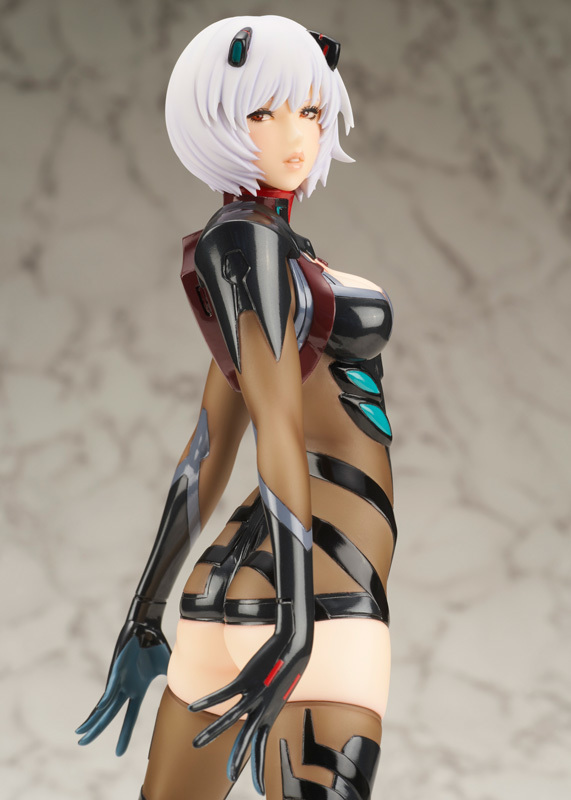 Resin Figure Kit Ayanami Rei EVA Garage Resin Kit