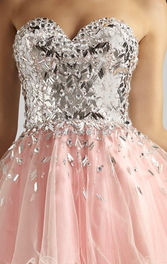 Atractivo Vestido Corto Del Baile Novia Ideas Ornamento Elaboración ...