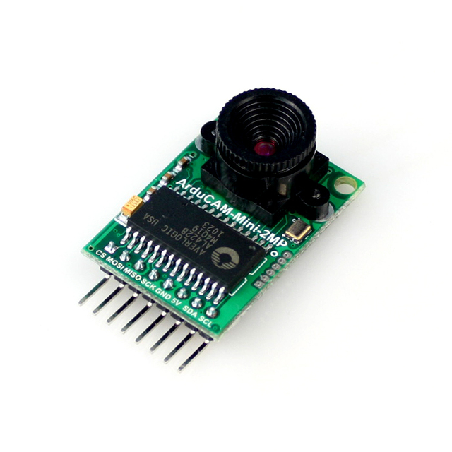 Arducam Mini module Camera Shield with 2 MP OV2640 Sensor for  UNO Mega2560 board