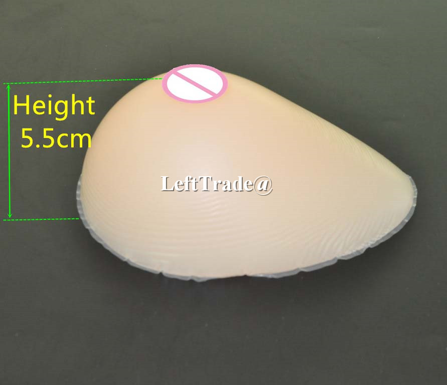 Only one piece 80b 85b fake breasts prosthesis for breast cancer mastectomy realist silicone breast forms american cancer society breast cancer certificationed screening device women 654nm red light self check at home for sale