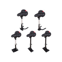 New Design Xiaomi M365 Scooter Soft Seat Height Adjustable Electric xiaomi Scooter Special Seats Foldable Saddle Scooter Parts