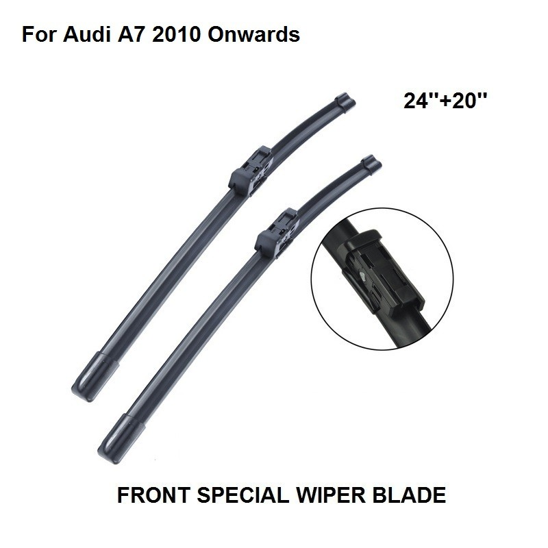 2010 Audi A7 Price: Wiper Blade For Audi A7 2010 Onwards 24''+20'' Natural