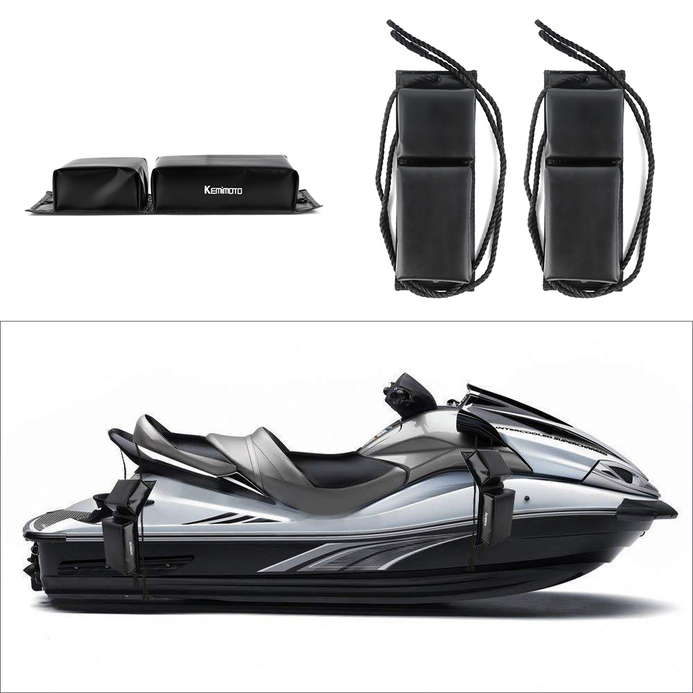 KEMiMOTO Universal Mooring Bump Protection Fender For Jet Ski For Yamaha For Suzuki Personal Water Craft PWC