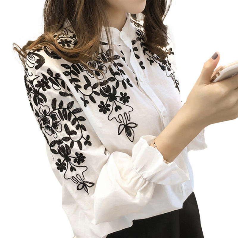 Punctual Fancy Beading Chiffon Shirt Net Yarn Bow Ties Pearls Blouses Lotus Flare Sleeves Mesh Gauze Tops Perspective Back To Search Resultswomen's Clothing Camis 2018 Spring