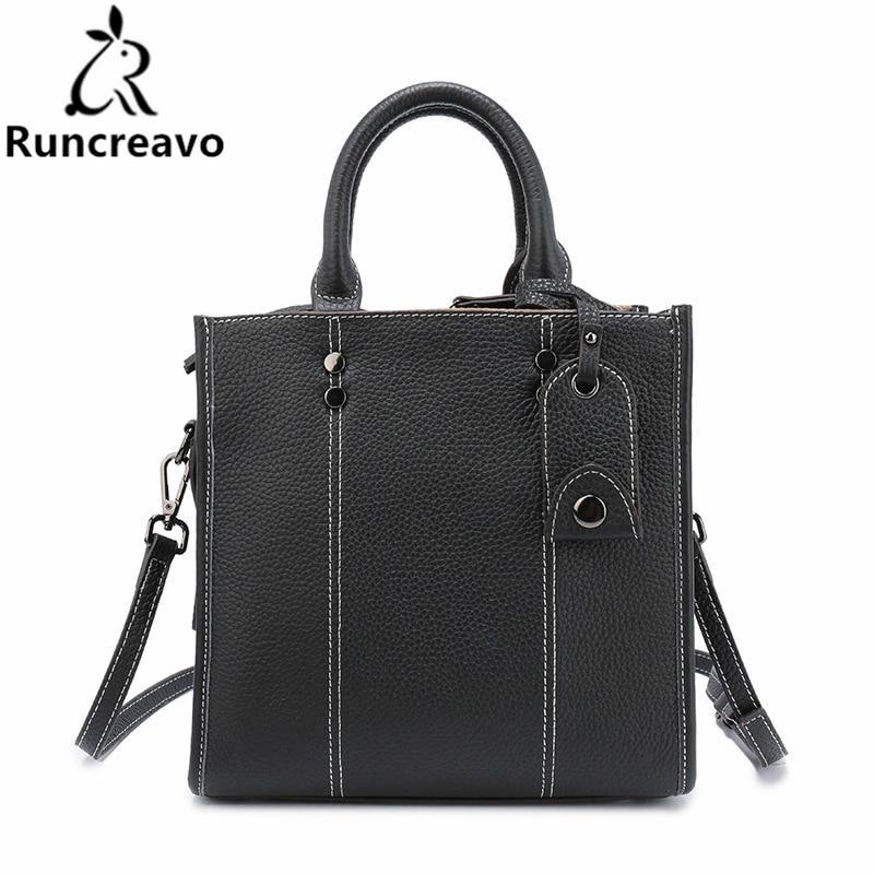 цена Genuine Leather Woman Baotou Layer Cowhide Fashion Solid Color Handbag Straps Joker Single Shoulder Messenger