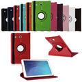 Brand New Luxury 360 Rotating Flip Smart PU Leather Case Cover Tablet Case For Samsung Galaxy Tab E T560 Case 10 Colors Choice