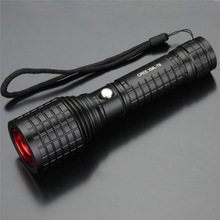 2017 New 5000 Lumens Tactical Flashlight LED CREE XM-L T6 Flashlight Zoomable Focus Torch Light Lamp for  3*AAA or 1*18650