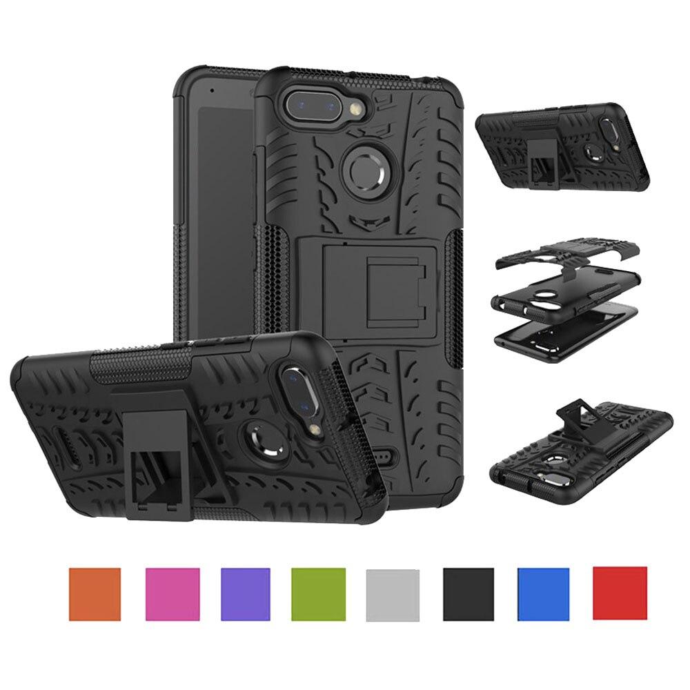CXB1-Caso Para Xiaomi Redmi 6 Armadura & Agrave; prova de Choque Caso de Telefone de Silikon Para Redmi 6A Anti-BatidaTPUCoque