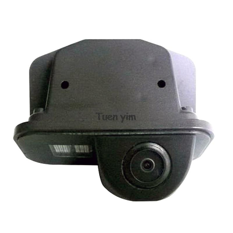 Sans fil fil pour sony ccd hd TOYOTA Avensis T25 T27 CAR inversion de caméra arrière de sauvegarde auto inverse parking ligne étanche
