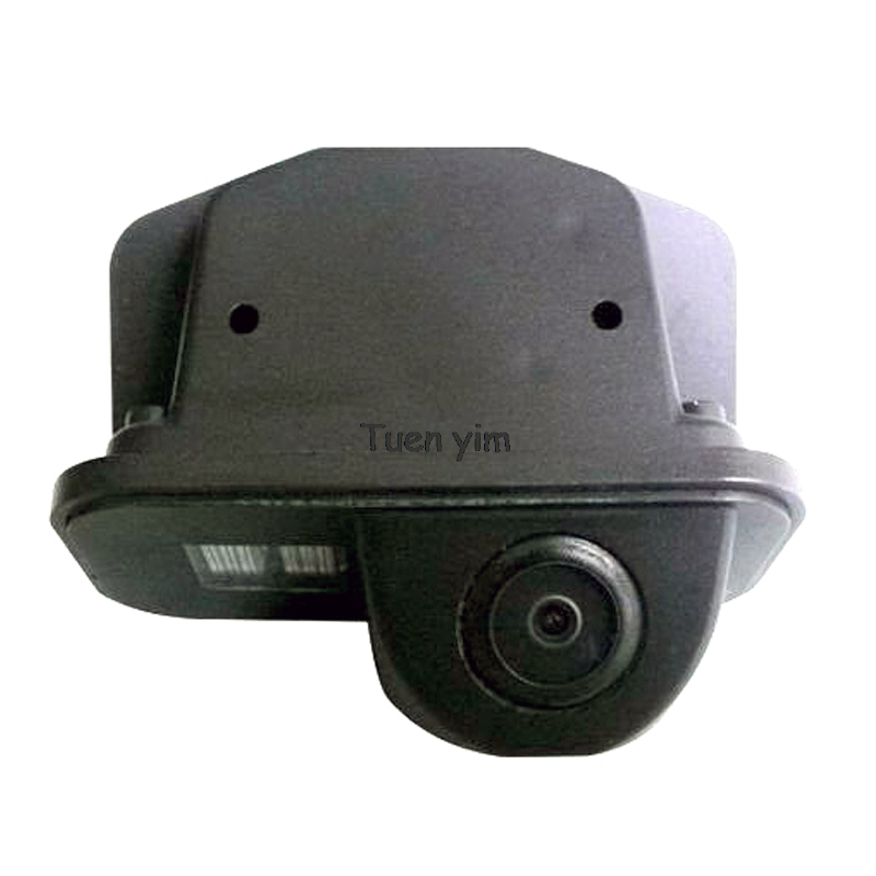 wireless wire for sony ccd HD Toyota Avensis T25 T27 car reversing rear view camera backup