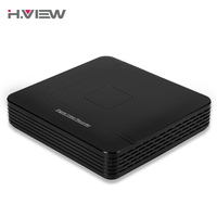 H View 4CH Security DVR 1080N For Servillance System CCTV Video Recorder HDMI Video Output Support