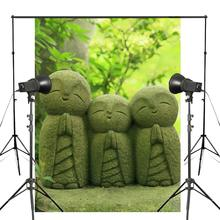 Hasedera Temple Photography Background Jizo Statues Backdrop Studio Props Wall 150x220cm Japan Attractions