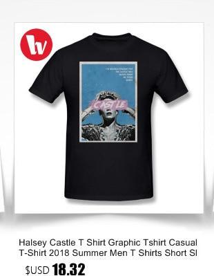 Halsey Hoodie Halsey Castle Hoodies Men Streetwear Pullover