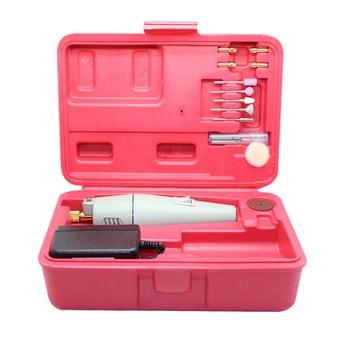 Juego de herramientas Eléctricas, mini taladro eléctrico, herramienta rotativa, taladro manual