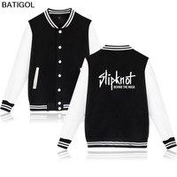 BATIGOL 2017 Slipknot Print Men Women Baseball Jacket Men Women Winter Jackets K Pop Coats Xxxxl
