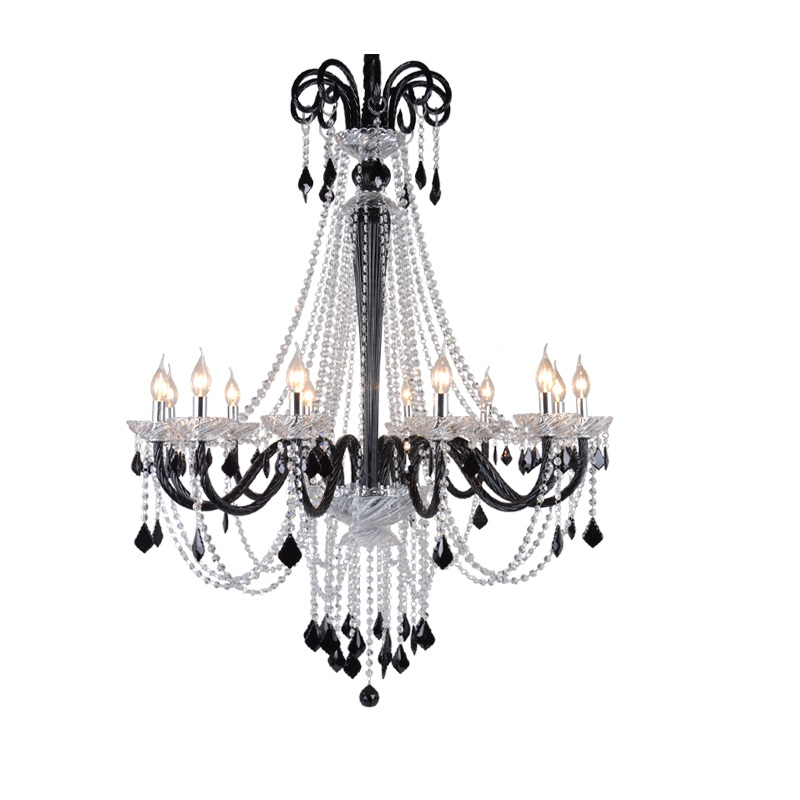 Crystal Chandeliers For Hotels Bohemian