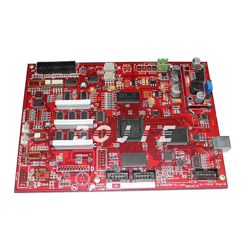 For Witcolor Dx5 mainboard/Eco solvent printer dx5 print head Wit color main board original printer printhead mainfold eco solvent print head capping cover for roland rs640 740 sj1045ex sj1000 vp300 vp540 xc540