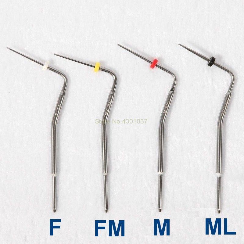 Dental Percha Gutta Pen Tip Heated Plugger Needle For Endodontic Root Obturation Endo SystemDental Percha Gutta Pen Tip Heated Plugger Needle For Endodontic Root Obturation Endo System